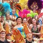 тимбилдинг карнавал